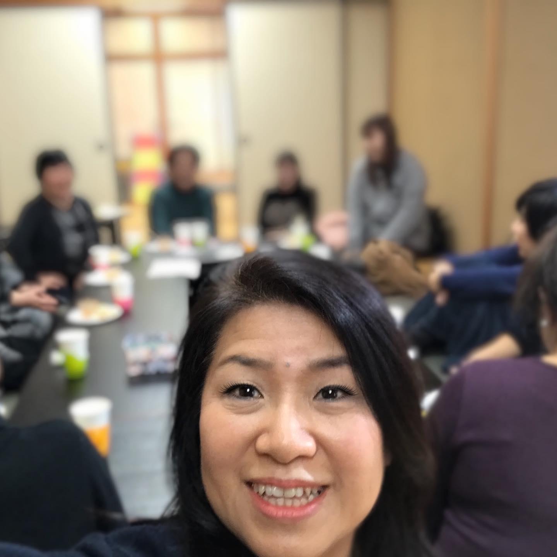 【12月TLP茶話会】開催しました♪